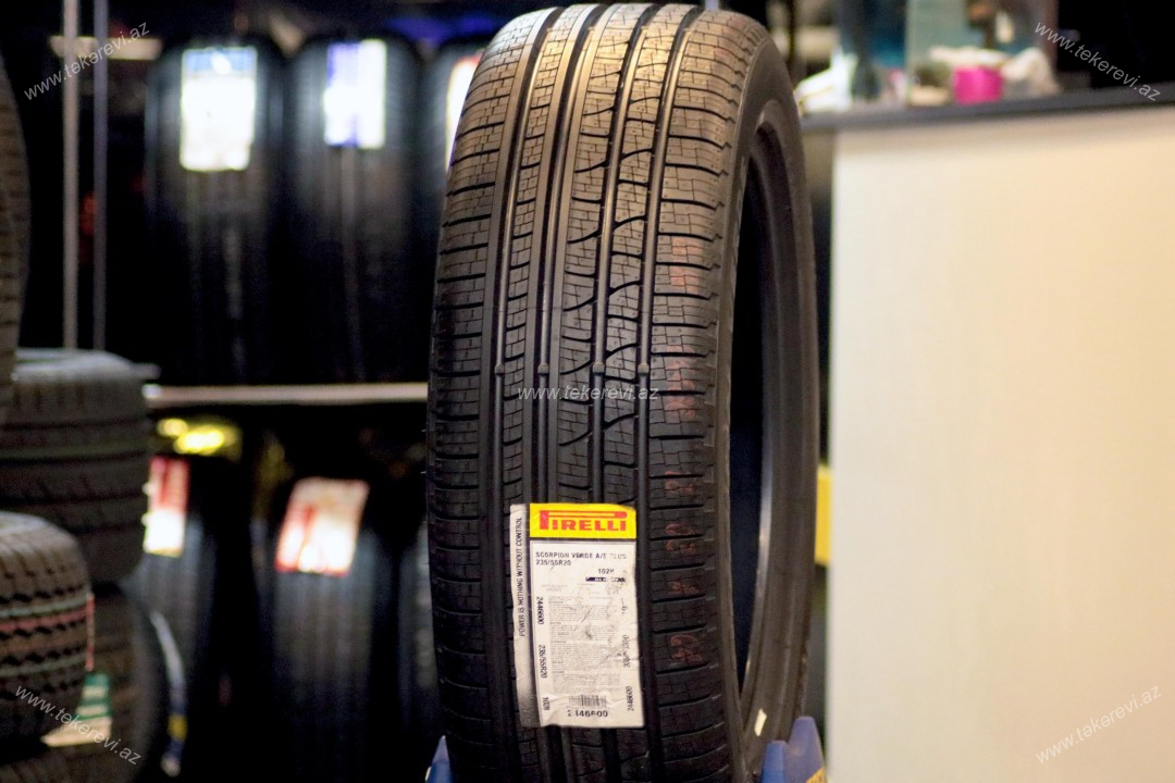 Pirelli Scorpion Verde All Season 235/55R20