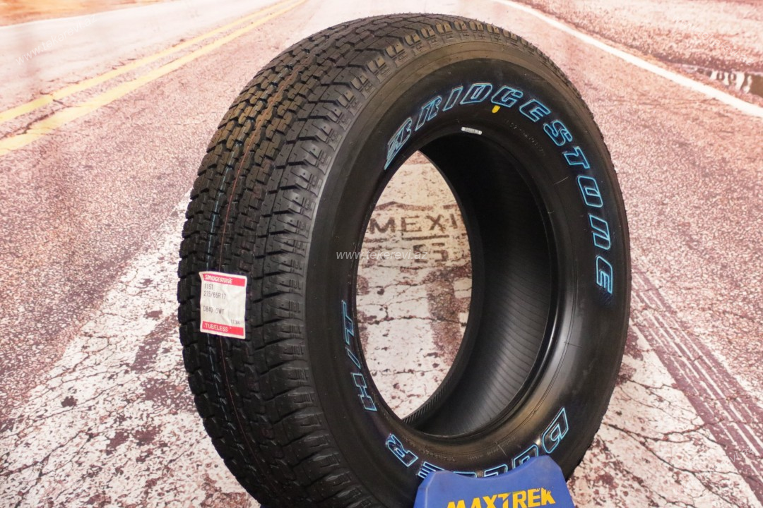 Bridgestone-Dueler H/T D840-275/65R17-115T