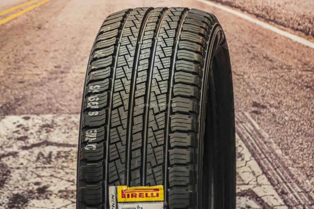 Pirelli Scorpion Zero Asimmetrico 245/50R20
